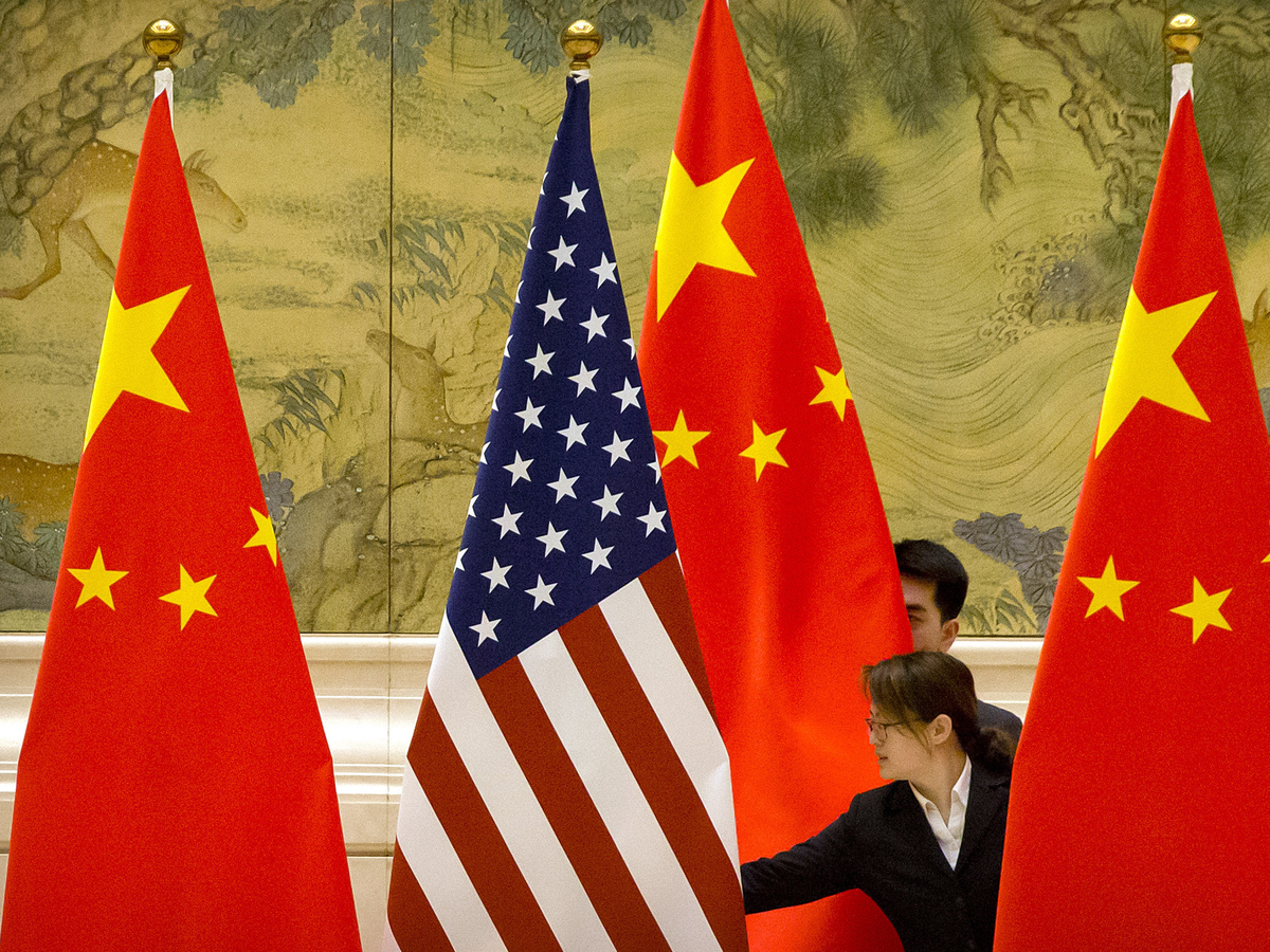 China's new anti-foreign sanctions law cools the business world: NPR