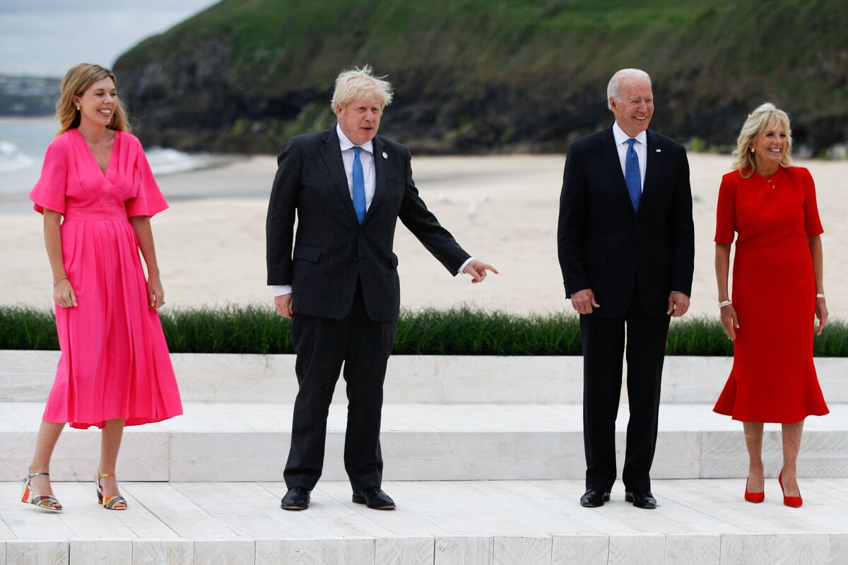 Moments you missed as G-7 leaders meet for the first time since COVID-19: NPR