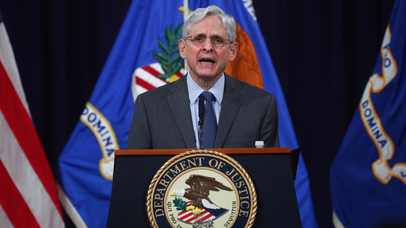 AG Garland Vows To Defend Voting Rights As The 'Cornerstone' Of American Democracy – NPR