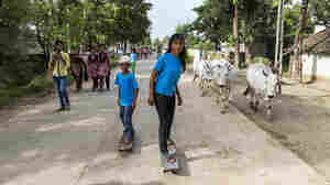 Skateboarding Gives Freedom To Rural Indian Teen In Netflix Film — And In Real Life