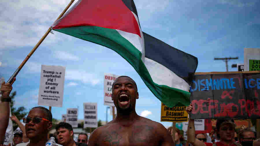 The Complicated History Behind BLM's Solidarity With The Pro-Palestinian Movement