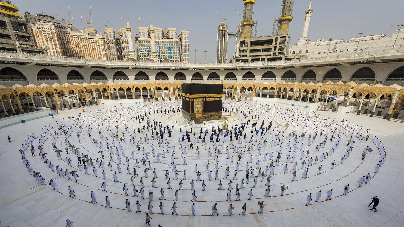 Saudi Arabia Says Hajj Will Be Limited To 60000 People All From Within The Kingdom – NPR
