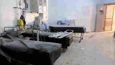 Syria Bombs Hospitals. Now It Will Help Lead The World Health Organization