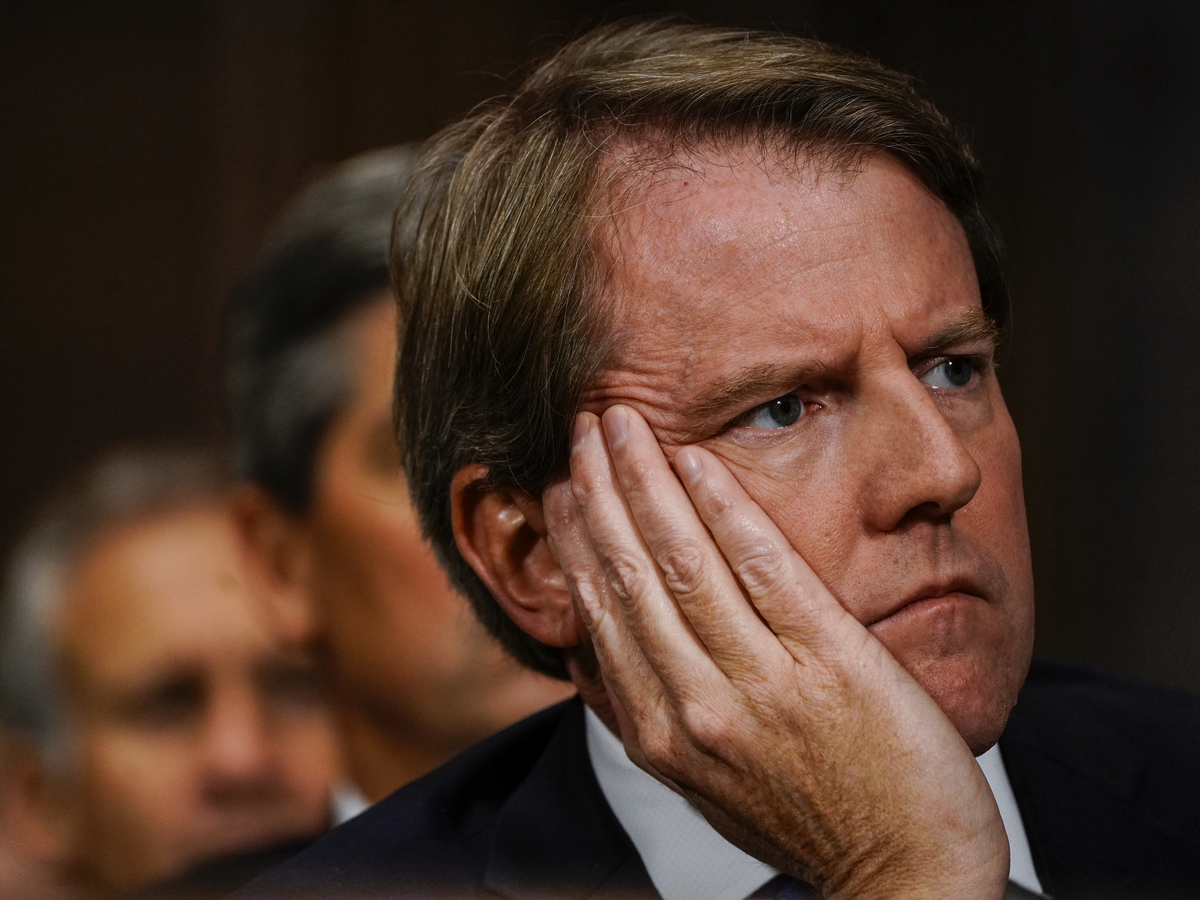 Trump Justice Department Subpoenaed Apple For Info On Former White House Counsel : NPR