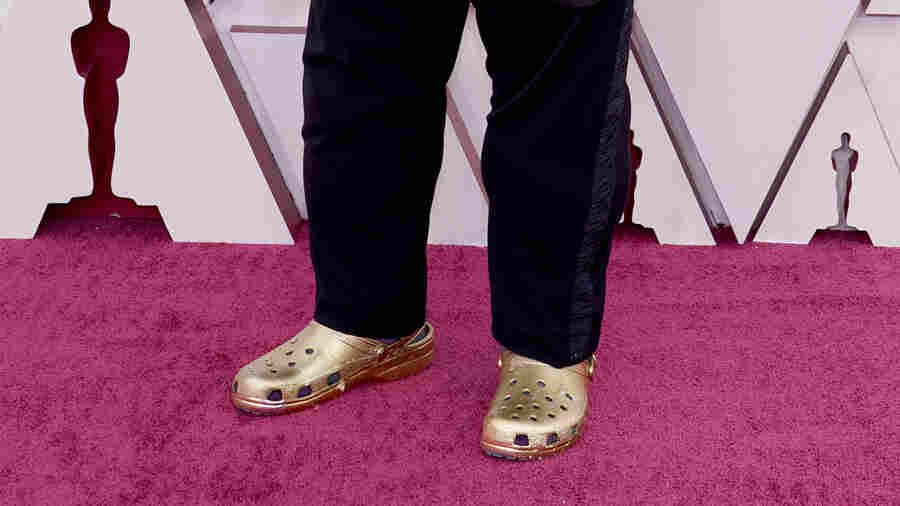 The New Office Look Is 'Power Casual.' But Save The Stiletto Crocs For Happy Hour