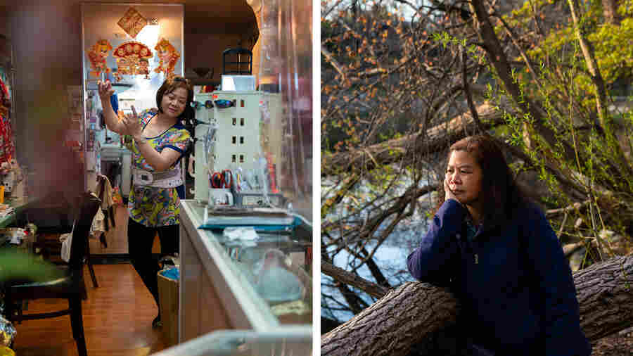 Photos: 2 Cantonese Women Share Their Immigrant Journey