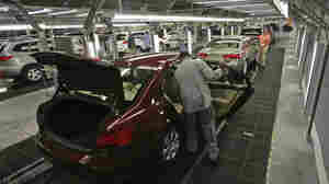 Hyundai Plant In Alabama Pauses Manufacturing Due To Car Chip Shortage