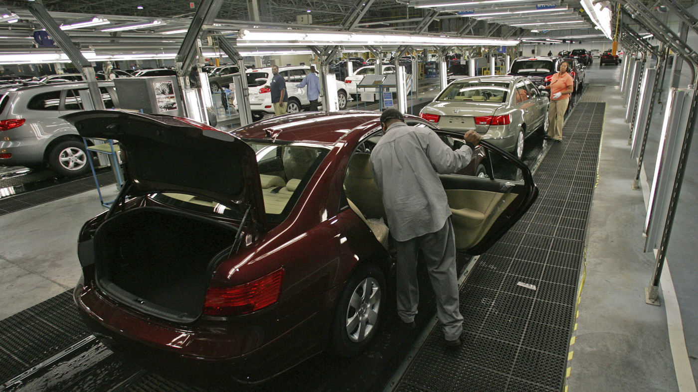 Image Hyundai Plant In Alabama Pauses Manufacturing Due To Car Chip Shortage