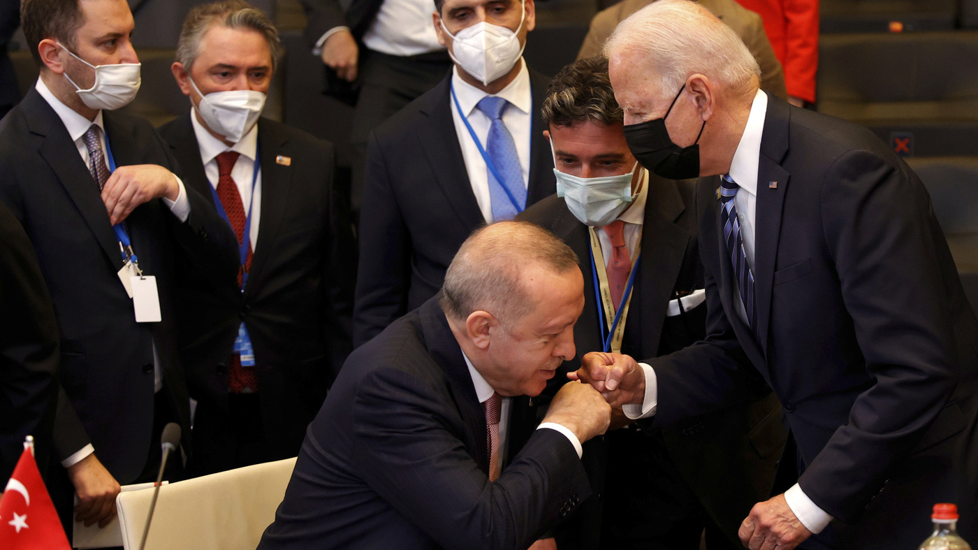 Biden calls Putin a worthy adversary ahead of Geneva meeting: NPR