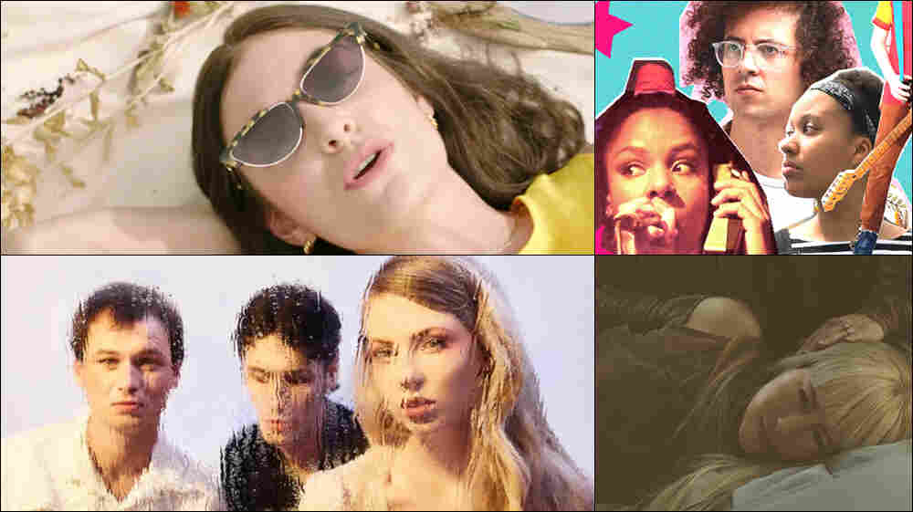New Mix: Lorde, Pokey LaFarge, The Go! Team, Azure Ray, More