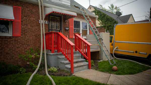 Home Improvement Could Be A 1st Step Toward Climate Justice