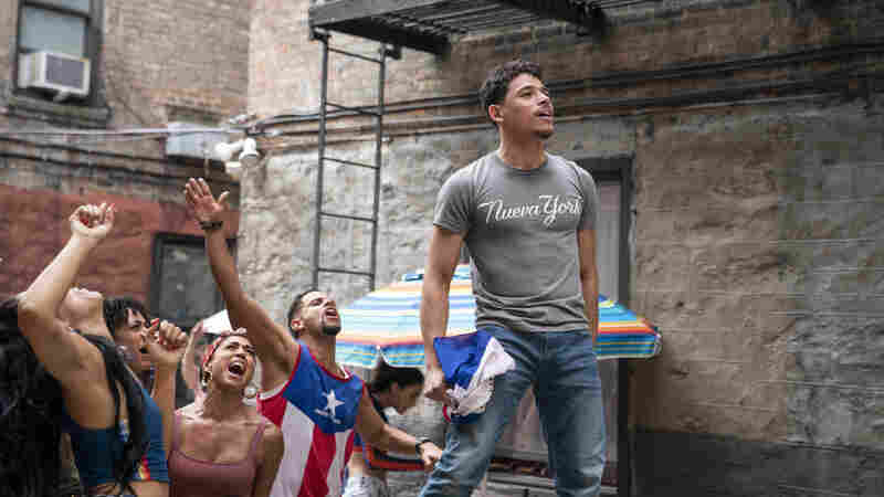 'In The Heights' Star Anthony Ramos Says The Movie Sees 'Good In Every Hood'