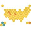 Rastreamento de coronavírus nos EUA: veja como está o desempenho de seu estado