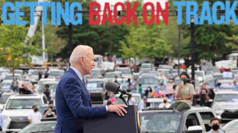 Biden Wants To End For-Profit Immigrant Detention. His Administration Isn't So Sure