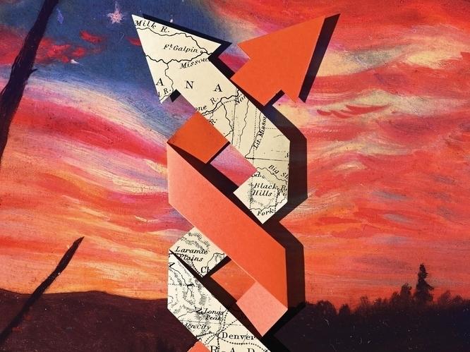 "Scott Borchert's ""Republic Of Detours"" Revisits Depression Era Writing Project: NPR"