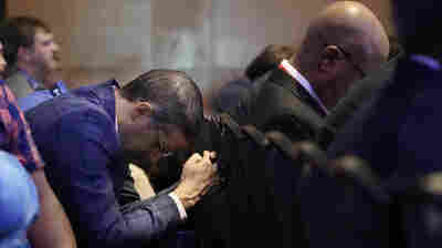 Southern Baptists Meet To Grapple With Race, Gender Equality And Sexual Abuse
