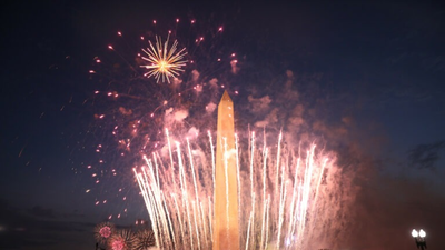 National Mall Fourth Of July Fireworks Are A Go