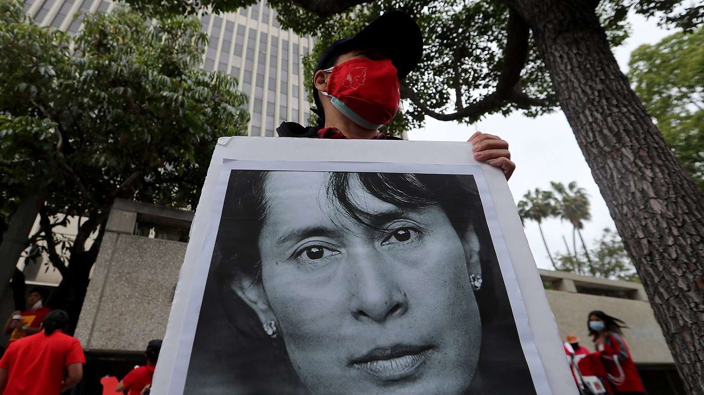 If Suu Kyi Returns To Detention Rights Groups Might Prove Less Help – NPR
