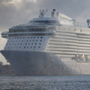 Royal Caribbean's Launch Of Its New Megaship Just Got Sidelined By COVID Cases