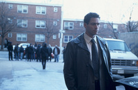 Detective Jimmy McNulty (Dominic West) in <em>The Wire</em>