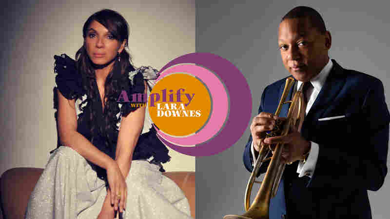 You Have To Fight For The Vision: Wynton Marsalis Talks With Lara Downes