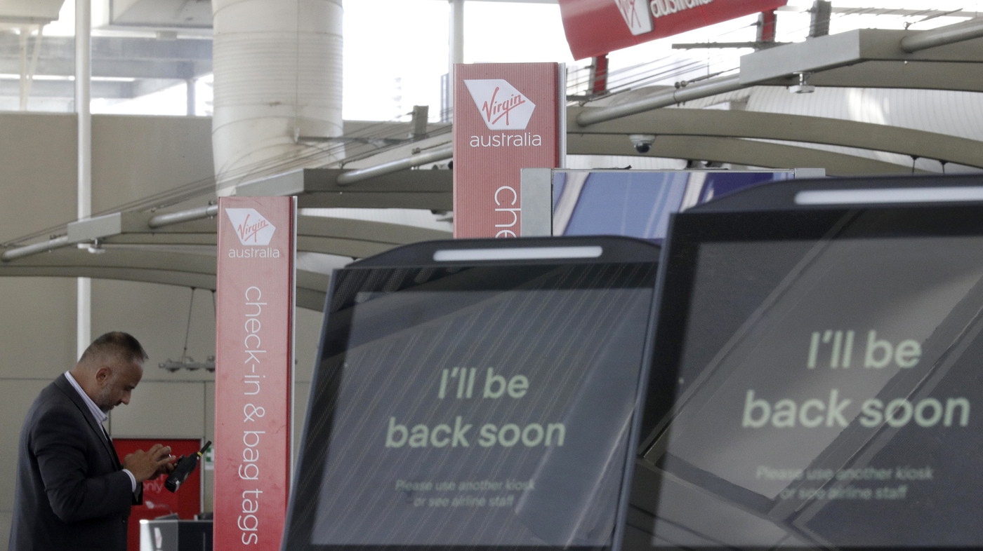 Airlines, Banks And Other Companies Across The World Hit In The Latest Web Outage