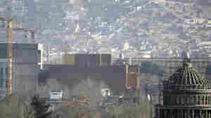 A COVID Outbreak At The U.S. Embassy In Kabul Has Sickened 114 People And Killed 1