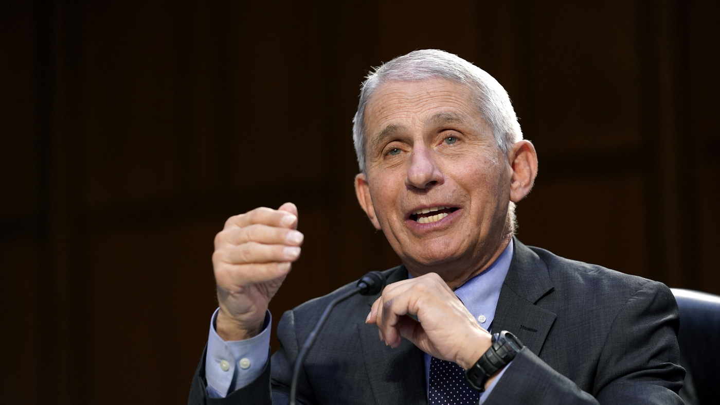 Dr. Fauci Says The Risks From The Delta Variant Underscore The Importance Of Vaccines