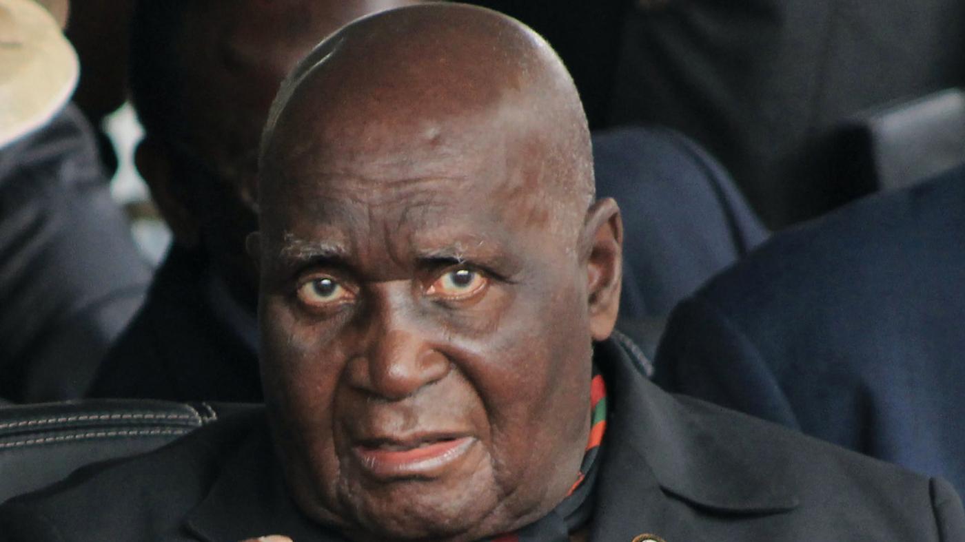 Zambia's first president, Kenneth Kaunda, dies at 97: NPR