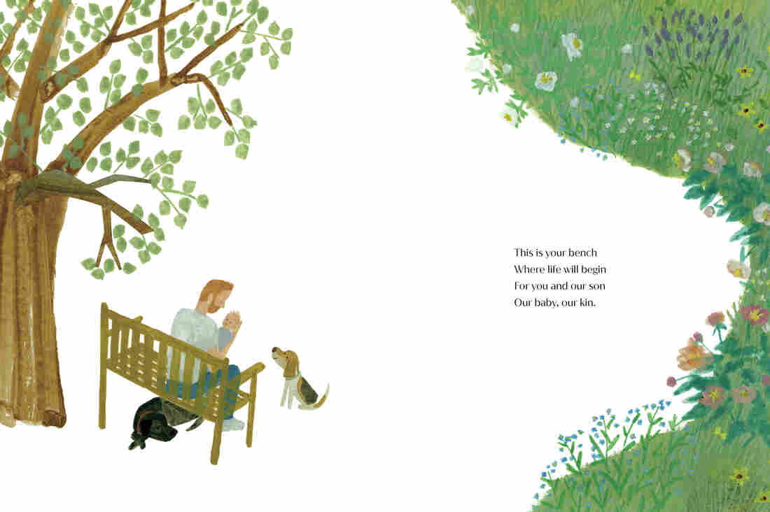 The Bench written by The Duchess of Sussex and illustrated by Christian Robinson