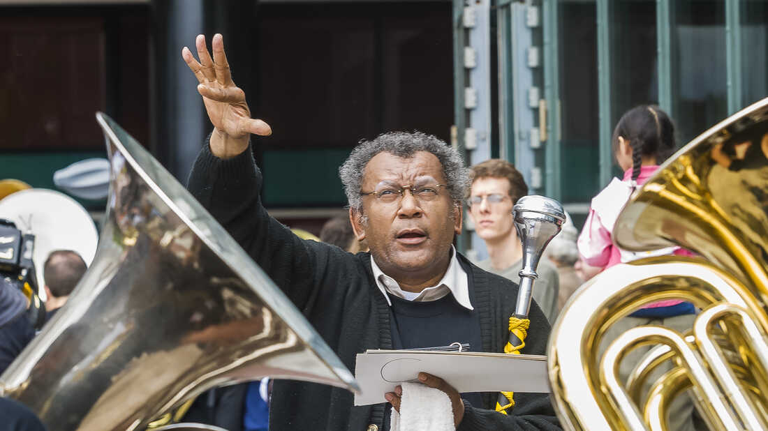 Jazz Elder Statesman Anthony Braxton Continues To Defy Expectations