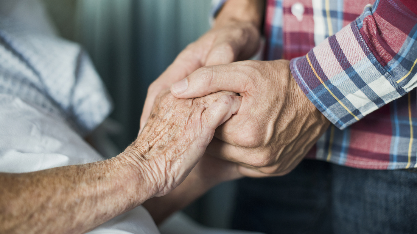 Unpaid Caregivers Were Already Struggling. It's Only Gotten Worse During The Pandemic