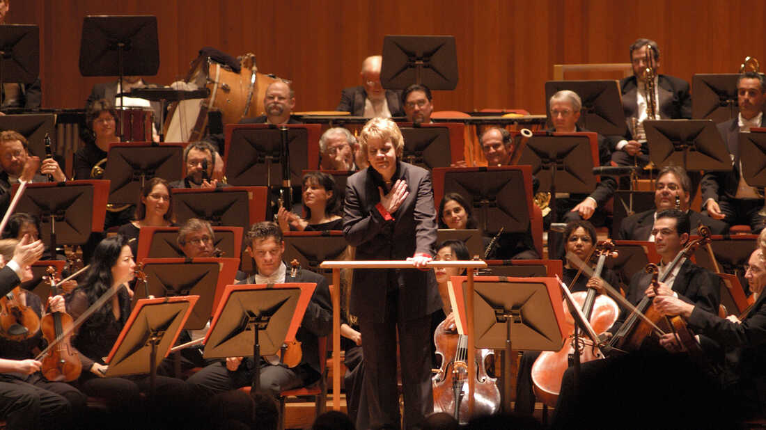 Reflections On Connections: Marin Alsop Bids Farewell To Baltimore