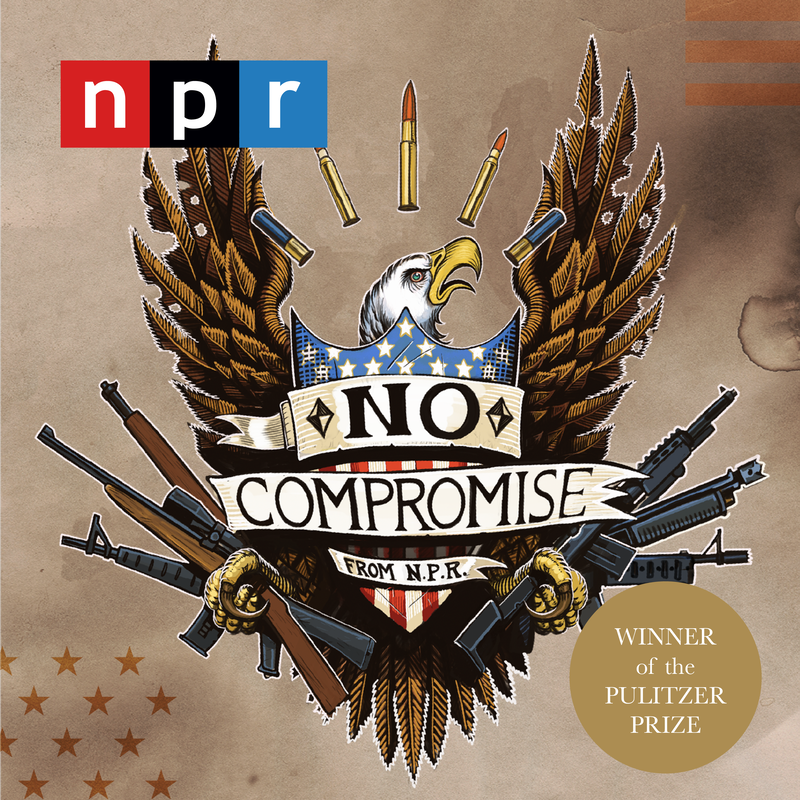 Pulitzer Prize Winning Podcast, No Compromise.