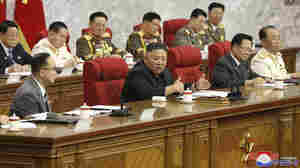 North Korea's Kim Vows To Be Ready For Confrontation With The U.S.