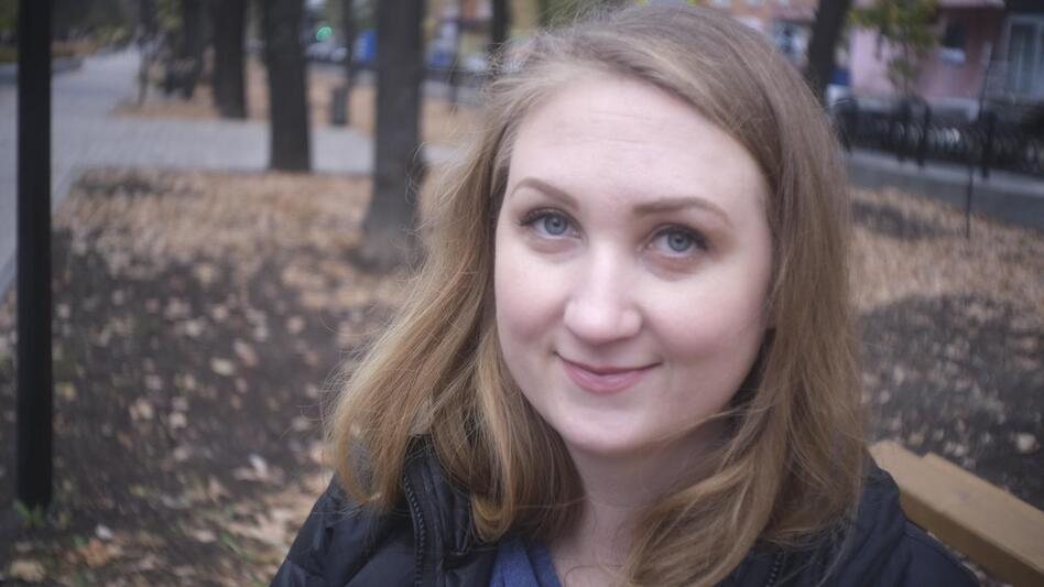 Catherine Serou is a U.S. citizen studying in Russia.