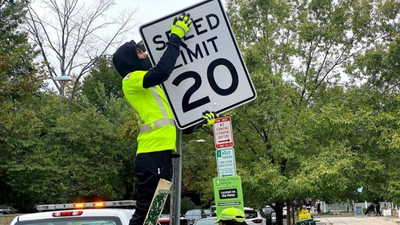 Montgomery County To Pilot 20 MPH Speed Limits On Five Streets