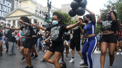 Big Parties, Protests, And Red Food: How (And Where) D.C. Is Celebrating Juneteenth