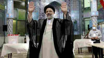 Hard-Line Judiciary Head Wins Iran's Presidency Amid A Low Turnout