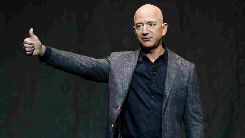Tens Of Thousands Sign Petition To Stop Jeff Bezos From Returning To Earth