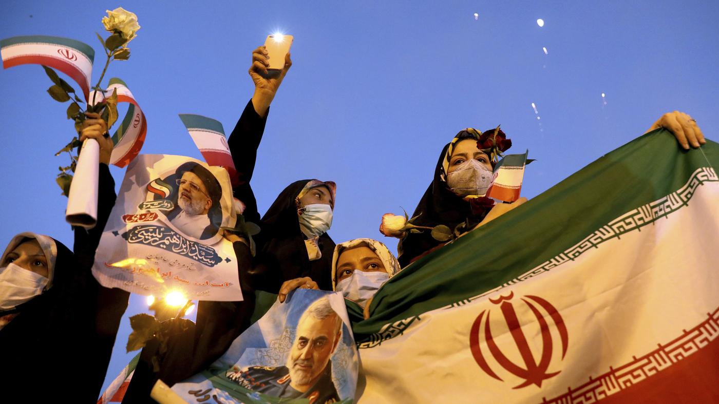 President Ebrahim Raisi Brings Hardline Mentality To Iranian Ambitions – NPR