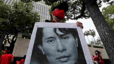 This Time, Rights Groups Might Be Less Willing To Champion Aung San Suu Kyi