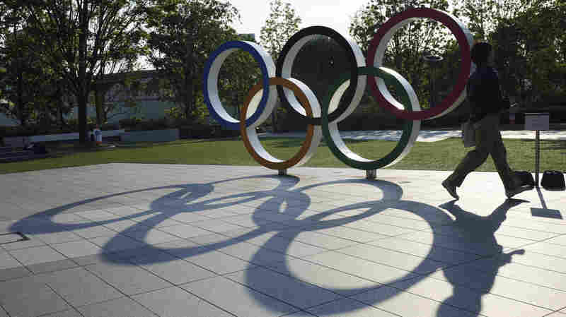 Tokyo Olympics Will Open Its Doors To A Small Fan Base — COVID Permitting