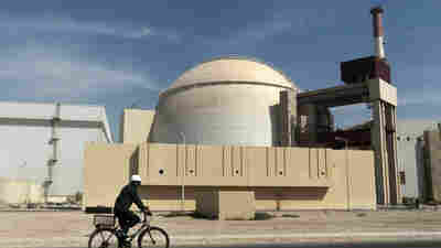 In A First, Iran's Sole Nuclear Power Plant Undergoes Emergency Shutdown