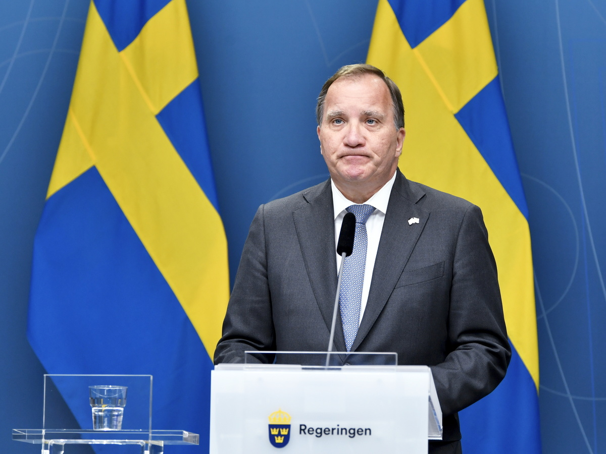 Swedish Prime Minister Stefan Lofven loses confidence vote: NPR