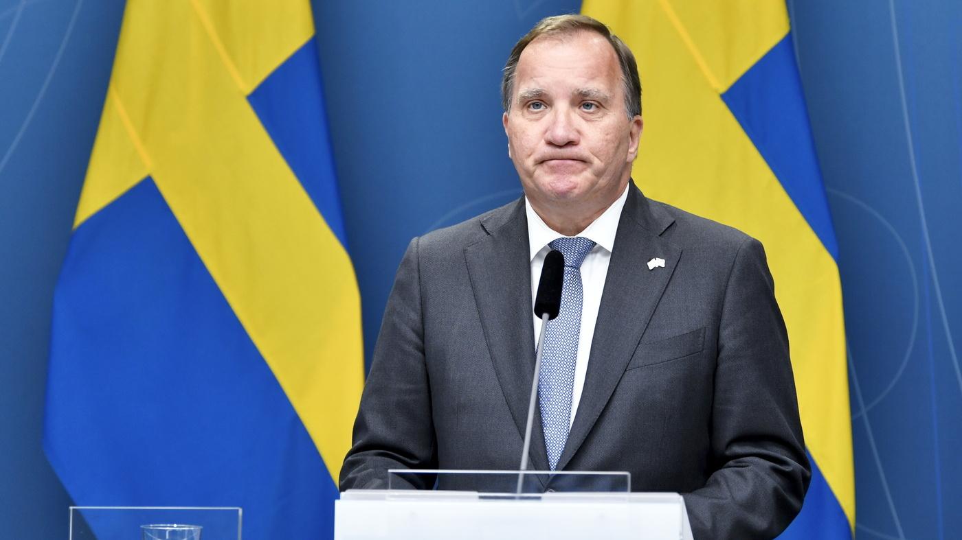 Swedish Prime Minister Stefan Lofven Loses Confidence Vote – NPR