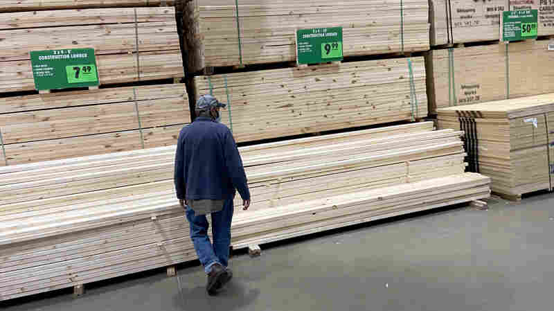 Lumber Prices Are Finally Dropping After They Soared During The Pandemic