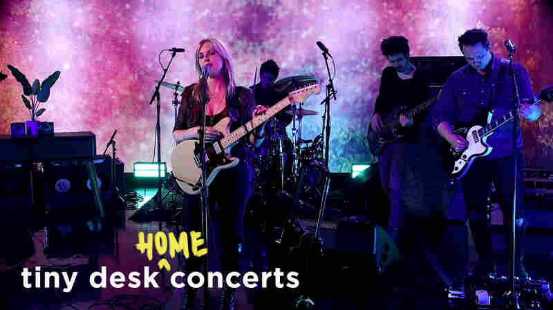 Liz Phair: Tiny Desk (Home) Concert