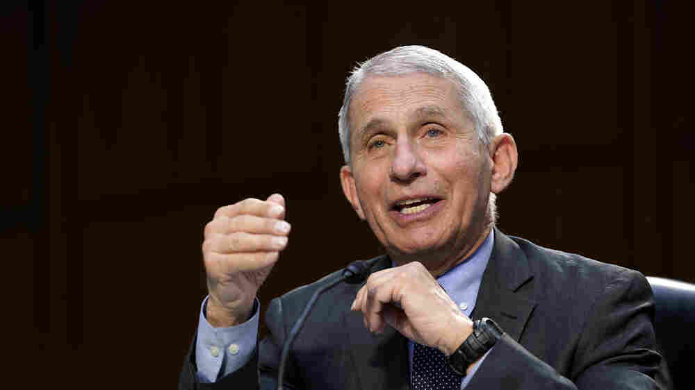 Fauci Warns Dangerous Delta Variant Is The Greatest Threat To U.S. COVID Efforts