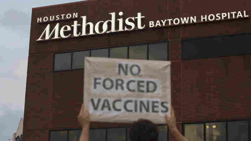 153 Hospital Workers Quit Or Were Fired Because They Refused To Get COVID Vaccines